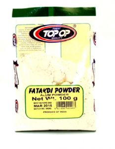 Alum Powder (Fatakdi Powder) | Buy Online at the Asian Cookshop
